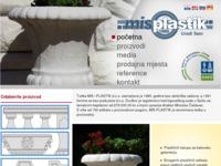 Frontpage screenshot for site: Misplastik d.o.o. (http://www.misplastik.cro.net)