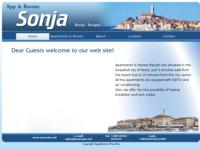 Slika naslovnice sjedišta: Private accomodation Maruzin, Rovinj (http://www.maruzin.net/)