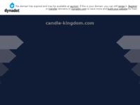 Frontpage screenshot for site: Candle Kingdom - proizvodnja rezbarenih svijeća u Dubrovniku (http://www.candle-kingdom.com/)