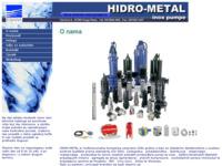 Slika naslovnice sjedišta: Hidro-metal -Inox pumpe Ebara (http://www.hidrometal.hr/)