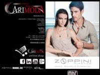 Slika naslovnice sjedišta: Ari modA (http://www.arimoda.hr)