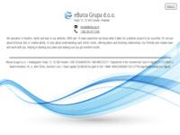 Slika naslovnice sjedišta: eBurza, web design (http://www.eburza.hr)