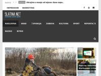 Slika naslovnice sjedišta: Midnel d.o.o. (http://www.slatina.net)
