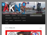 Slika naslovnice sjedišta: Autoklub Nedelišće d.o.o. (http://www.autoklub-nedelisce.hr)