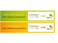 Slika naslovnice sjedišta: Coris asistencija (http://www.coris.hr/)