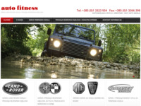 Slika naslovnice sjedišta: Auto fitness (http://www.autofitness.hr)