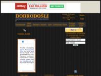 Frontpage screenshot for site: Osobne stranice obitelji Marinkovic (http://zelimir5.tripod.com/)