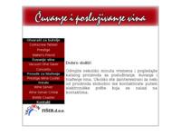 Frontpage screenshot for site: Marijan Benčić (http://free-sk.htnet.hr/Marijan_Bencic)