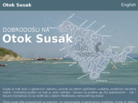 Frontpage screenshot for site: Otok Susak (http://www.otok-susak.org)