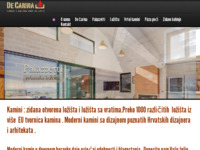Slika naslovnice sjedišta: Kamini i peći vrhunske kvalitete (http://www.decarina-kamini.com)