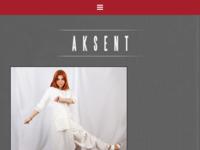 Slika naslovnice sjedišta: Aksent - veleprodaja i maloprodaja ženske odjeće (http://www.aksent-fashion.com)