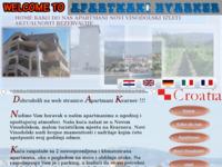 Slika naslovnice sjedišta: Apartmani Kvarner Novi Vinodolski obitelj Tomičić (http://www.apartmani-kvarner.com)