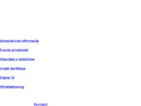 Slika naslovnice sjedišta: Siemens Hrvatska (http://www.siemens.hr/)