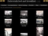 Slika naslovnice sjedišta: Stari Dubrovnik (http://gallery.dubrovnikbedandbreakfast.com/)