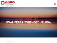 Slika naslovnice sjedišta: Kemis-Termoclean d.o.o. (http://www.kemis-termoclean.hr)