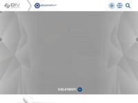 Frontpage screenshot for site: Brodosplit d.d. (http://www.brodosplit.hr)
