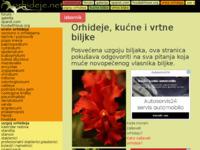 Slika naslovnice sjedišta: orhideje.net (http://www.orhideje.net)