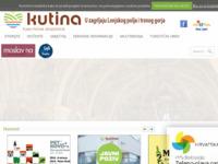 Slika naslovnice sjedišta: Turistička zajednica grada Kutine (http://www.turizam-kutina.hr/)