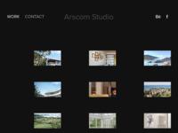 Slika naslovnice sjedišta: Arscom web design (http://www.arscom.hr/)