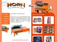 Slika naslovnice sjedišta: Horn d.o.o. (http://www.pakiranja-horn.hr/)