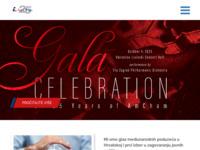 Slika naslovnice sjedišta: Američka gospodarska komora u Hrvatskoj (http://www.amcham.hr/)