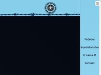 Frontpage screenshot for site: Hrvatsko društvo logoraša srpskih koncentrtacijskih logora (http://www.hdlskl.hr)