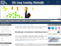 Slika naslovnice sjedišta: Life Long Learning Akademija (http://www.l3a.com.hr/)