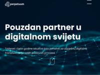 Slika naslovnice sjedišta: Perpetuum Mobile (http://www.perpetuum.hr/)