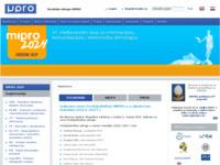 Slika naslovnice sjedišta: MIPRO 2004 (http://www.mipro.hr/)