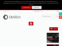 Slika naslovnice sjedišta: Diateh (http://www.diateh.hr/)