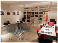 Frontpage screenshot for site: Astrum travel - turistička agencija (http://www.astrum-travel.hr/)