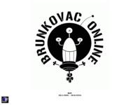 Slika naslovnice sjedišta: Brunkovac On-Line (http://www.brunkovac.com/)