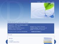Slika naslovnice sjedišta: Dorateks d.o.o. (http://www.dorateks.hr/)