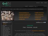 Slika naslovnice sjedišta: Grafiline d.o.o. (http://www.grafiline.hr/)