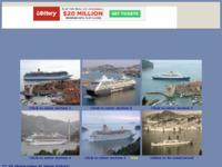 Frontpage screenshot for site: Putnički krstaši u Dubrovniku (http://dubrovnikcruising.tripod.com)