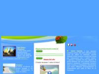 Frontpage screenshot for site: Ljetovanje u Supetru (http://www.isoladibrac.com/)