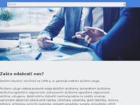 Slika naslovnice sjedišta: Tiskara Najdek promet d.o.o. (http://www.najdek-promet.hr)