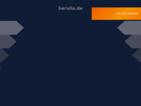 Frontpage screenshot for site: Berulia reisen (http://www.berulia.de)