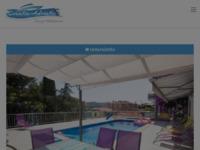 Frontpage screenshot for site: Privatni smješaj na Omiškoj rivijeri (http://www.croatia-adriatic.com/)