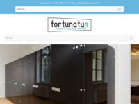 Frontpage screenshot for site: Fortunatus, Zagreb (http://www.fortunatus.hr/)
