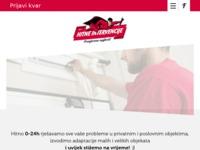 Slika naslovnice sjedišta: Hitne intervencije - Zagreb gradnja-tim - vodovod, kanalizacija, centralno grijanje (http://www.hitne-intervencije.com.hr/)