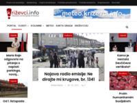 Slika naslovnice sjedišta: Križevci.info (http://www.krizevci.info/)