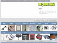 Slika naslovnice sjedišta: MM-Prom (http://www.mm-prom.hr/)