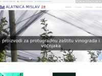 Slika naslovnice sjedišta: Alatnica Mihalec (http://www.alatnica-mihalec.hr/)