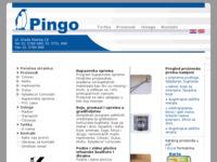 Slika naslovnice sjedišta: Pingo d.o.o. (http://www.pingo.hr/)