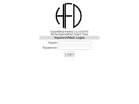 Frontpage screenshot for site: E-škola za mlade fizičare (http://eskola.hfd.hr/)