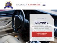 Slika naslovnice sjedišta: Dr.Vinyl Hrvatska - specijalizirani servis za male popravke (http://www.drvinyl.com/)