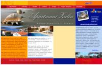 Frontpage screenshot for site: Apartmani Zulin (http://free-zg.htnet.hr/apartmani-vranjica/)