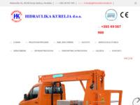 Slika naslovnice sjedišta: Hidraulika Kurelja (http://www.hidraulika-kurelja.hr)