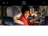 Slika naslovnice sjedišta: Mercedes-Benz (http://www.mercedes-benz.hr)